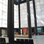 Innenraum Christuspavillion