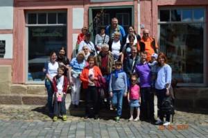 Evangelische Kirchengemeinde Emmelshausen-Pfalzfeld besucht den evangelischen Kirchentag in Wittenberg