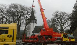 Kirchturm Pfalzfeld