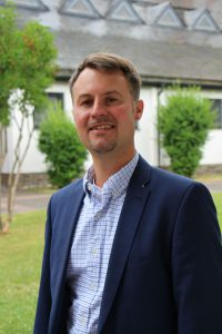 Pfarrer Markus Risch