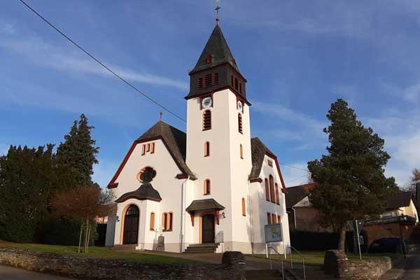Evangelische Kirche in Badenhard